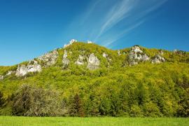 Spring in Sulov mountains