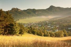 Summer in Sulov mountains